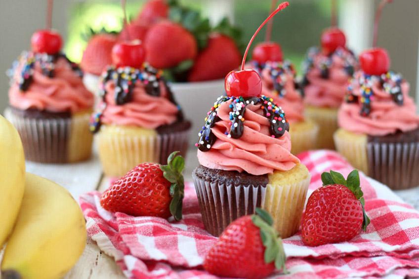 Corso di Pasticceria e Cake Design | Cupcakes