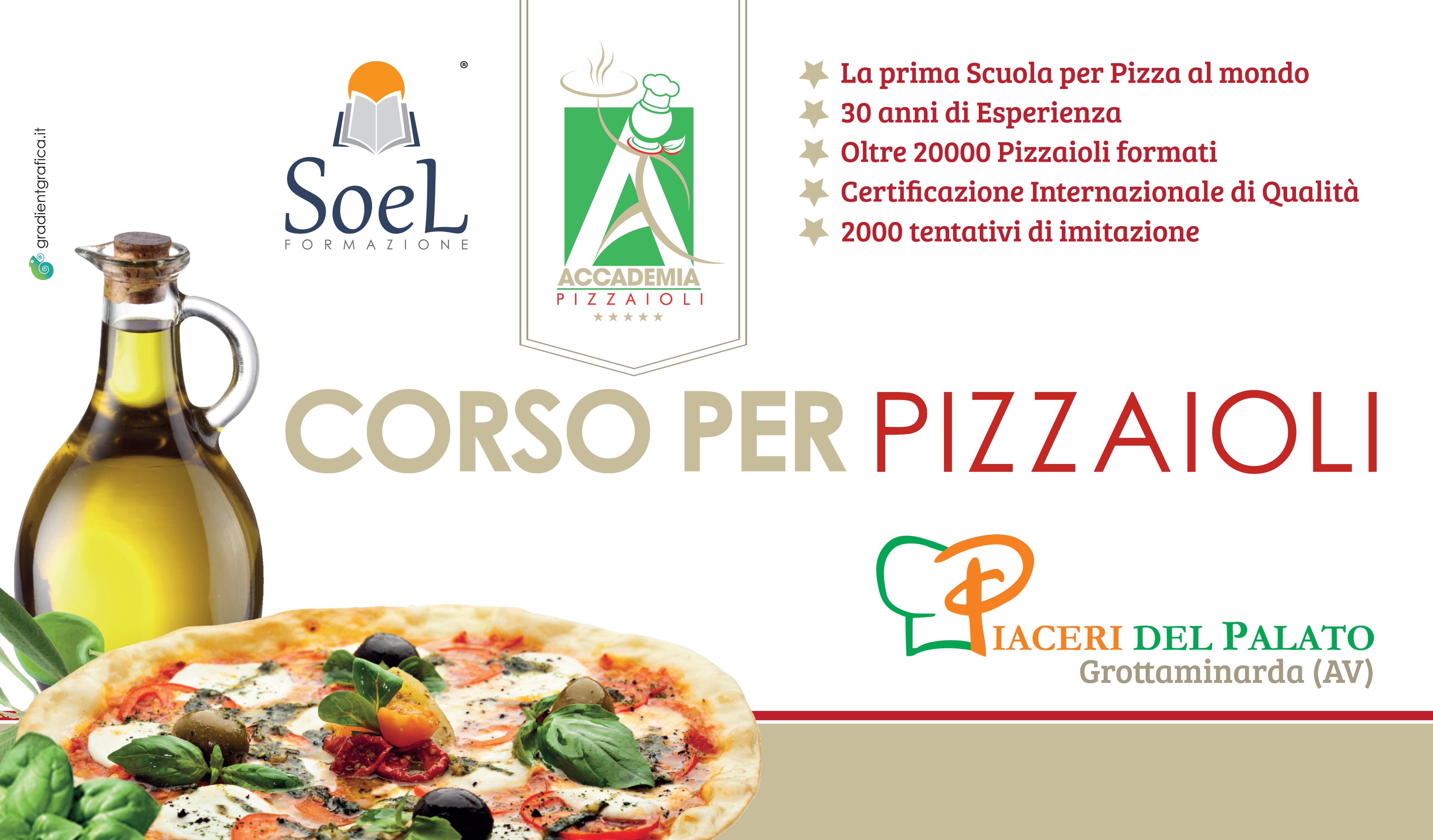Corso per Pizzaioli - Grottaminarda (AV)