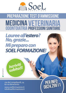 TEST MEDICINA | TEST FISIOTERAPIA | TEST PROFESSIONI SANITARIE | TEST ODONTOIATRIA | TEST VETERINARIA