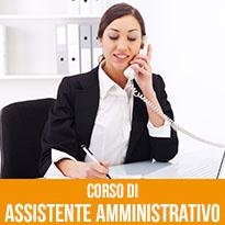 Corso di Assistente Amministrativo