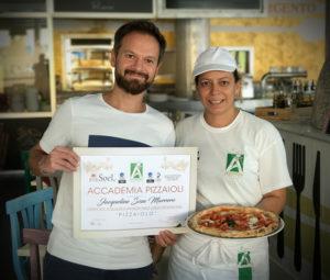 Corso per Pizzaioli, edizione Benevento: la consegna dei diplomi