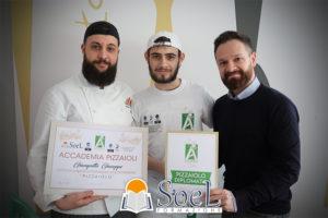 Corso Pizzaioli 2018 a Benevento presso l'82cento