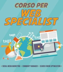 Corso per Web Specialist: Social Media Marketing e SEO