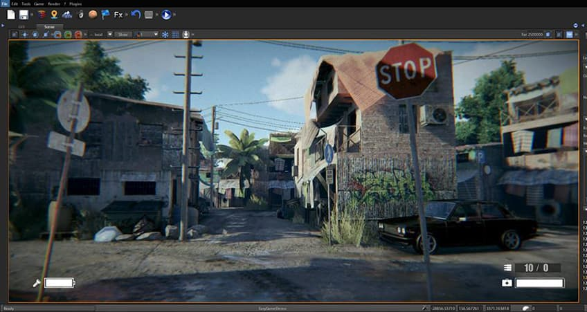Corso di Game Design – Programmazione visuale con S2Engine HD